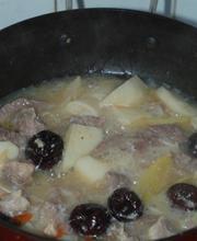 牛肉山药汤的做法图解7