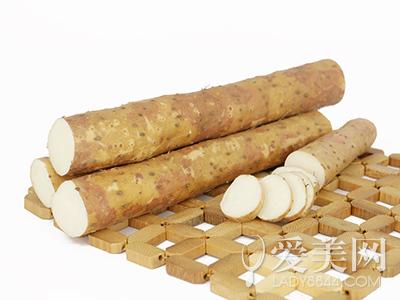 冬季减肥瘦身食谱:山药粥