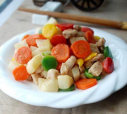 脾胃虚弱吃山药,熬粥、做菜、煲汤