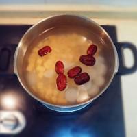 早上你好,来碗红薯山药粥吧!喝一碗暖暖的!
